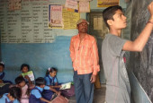 Crowdfund to support Son of a Former Devadasi and His Zeal for Education