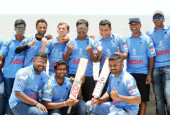 The Indian team needs support to win the Blind Cricket World Cup 2017