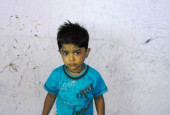 Help this petrol-bunk attendant save his 4-year-old son