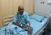 16-year-old Baliram will not let Cancer kill hope. Your support could keep him alive.