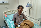 After 9 chemo cycles, 13-year-old Ashwini needs help to live