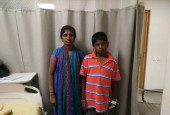 This 13-year-old needs an urgent liver transplant in the next few hours