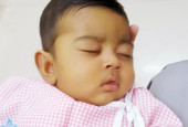 A liver transplant will help this 5-month-old to survive