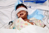 8-Year-Old Mohit Needs Your Support To Get Off Ventilator Support