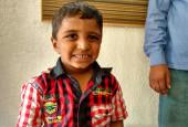 A farmer seeks your support to help his little son hear again