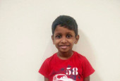 9-year-old Chetan's life is based on his treatment now. He needs our help to stay alive.