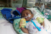 This 4-Month-Old Baby Girl Needs Your Support To Survive A Serious Heart Condition
