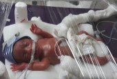 This New Born Baby Suffering From A Fatal Respiratory Condition Needs Your Urgent Help To Live