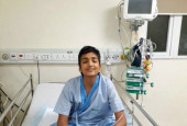 Moiz Has His Life Ahead Of Him- Help This 14 Year-Old Get A Heart Transplant