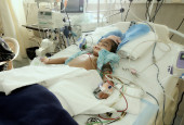This 2-year-old Girl Is Battling For Her Life After A Fall From The 3rd Floor