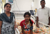 13-year-old Anindita's Life Depends On A Blood And Platelet Transfusion Everyday. She Needs Help To Undergo A Procedure To Free Her From This Cycle