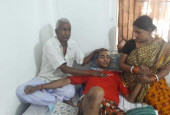 Even after a damaged intestine this 21 Year old is not giving up on his hope to join the Indian Army
