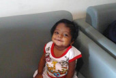 Having Lost Both Her Parents, 1-Year-Old Satwik Is His Mother's Strength. Save Satwik