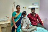 A daily wage of Rs.200 decides this 13-year-old's survival. Your support can change it.