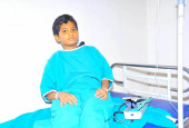 Madhavi Lost Her First Child To The Same Disorder, That Is Now Slowly Killing Her Son. She Needs Your Help To Save Him.