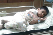 This 4-year-old Is Bleeding Out Everyday Due To A Disease And Needs Your Help To Survive