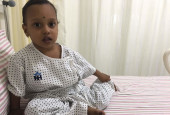 This 3-Year-Old Braving A Rare Disease Needs An Urgent Transplant That His parents cannot afford