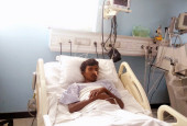 Manjunatha Quit Studies To Save His Father, But Now He's Fighting For His Life