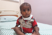 4-month-old Baby Ravi Will Not Survive The Next Infection, Your Support Can Change That.