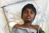 7-year-old Dying of Liver Failure Begs To His Parents To Make The Pain Go Away