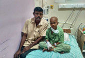 This Farmer Will Lose His Daughter To Cancer If He Cannot Arrange For Her Stem Cell Transplant