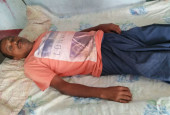 Narsaiah's family is in complete financial ruin because of his cancer