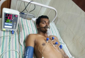 Muni Naresh Wants To Fight His Heart Condition And Live For His Two Small Children