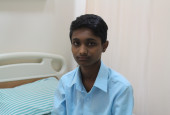 12-year-old Sanju Bleeds Every Time He Goes To The Bathroom And He Needs Your Support To Survive