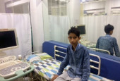 15-Year-Old Tabrez Hasn't Gone To School In Two Years Due To His Heart Condition