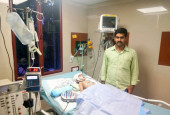 Madhavi's Baby Is In a Critical Condition On Life Support, And He Needs Your Help
