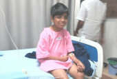 Nagendra's Only Hope For Survival Is A Liver Transplant, And His Father Can't Afford It