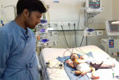 Bhagya Has Not Held Her Newborn Even Once And He Is Fighting For His Life In The ICU