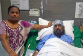 44-Year-Raju Continues To Struggle For His Life After His Liver Transplant