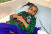 Even When Fighting Blood Cancer 9-year-old Anju Frets About Missing Her Exam