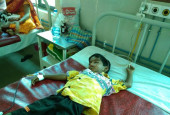 Help This 6-year-old Who Is Rushed To The Hospital Every Month On The Brink Of Death