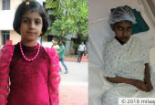 8-Year-Old Girl Bedridden Due To Cancer Seeks Help For Treatment So She Could Walk Again
