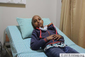 11-Year-Old Ashritha Is Battling A Severe Form Of Cancer And Is In Constant Pain