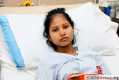 This 16-year-old Student Might Lose Her Leg And Her Life To Bone Cancer