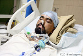 This 21-Year-Old Almost Fell To His Death From The Fourth Floor And Is Now Fighting To Live In The ICU