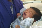 After The Unbearable Loss Of Two Babies, These Parents Are Struggling To Save Their 1-Month-Old From A Terrible Disease