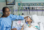 This 10-year-old Fell And An Infection Has Caused A Fatal Blood Clot In His Heart