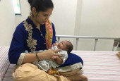 Even A Common Cold Can Kill This 1-Month-Old Baby Girl Unless She Gets Treatment