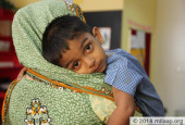 2-Year-Old Abdul's Cancer Is Rapidly Spreading To The Rest Of His Body And Only Immediate Treatment Can Save Him