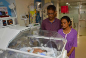 Afzalur Quit Work To Nurse His Wife Through A Tough Pregnancy, But His Premature Babies May Not Make It