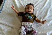 My 5-Month-Old Baby Struggles In His Every Breath And I Can't Afford The Surgery That Can Bring Him Peace
