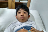 This 9 Year-Old Is Living On Dialysis 12 Hours Every Day And Can Survive Only With A Transplant