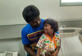 Every Day That 5-Year-Old Uthra Goes Without Heart Surgery, She's Inching Closer To Fatal Heart Failure