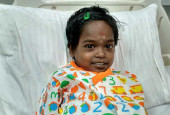 My 7-year-old Daughter Is Battling Heart Disease For The Second Time, She Is Desperate To Return Home