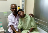 This Teenager Has Been Suffering For 8 years Because His Father Can't Afford His Surgery