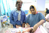 People Turned Away This Man's Request To Save His Premature Born Baby Because She Is a Girl